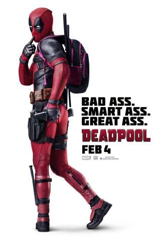 Deadpool affiche 3