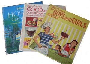 Betty Crocker Cookbooks