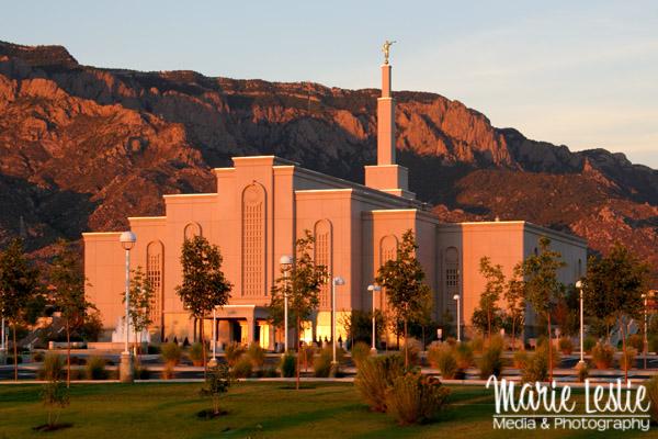 Albuquerque LDS Temple