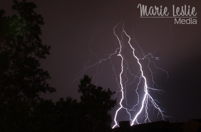 lightning, Colorado photographer, art photographer