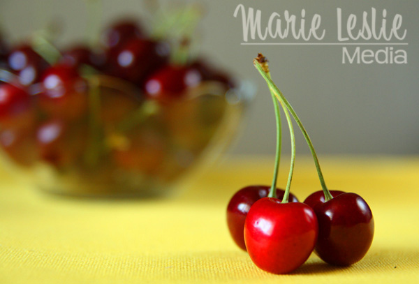 denver food photographer, food photography, cherries