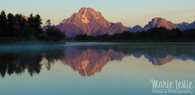 oxbow bend grand teton sunrise photography 5