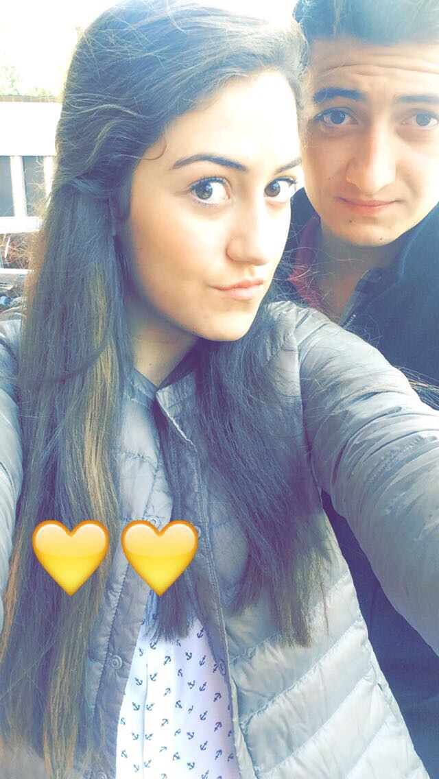 Andrea y Lalo