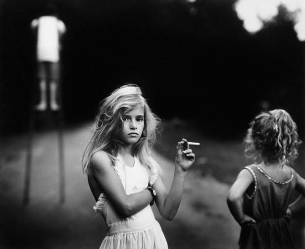 SALLY-MANN-Jessie-Candy-Cigarette-1989