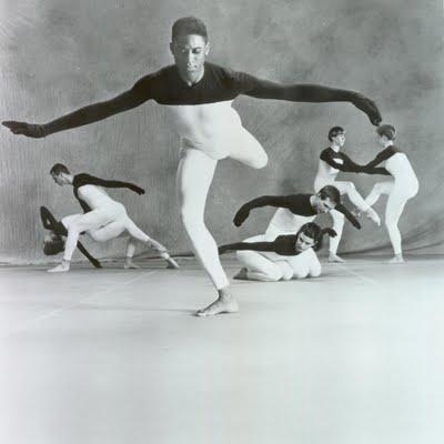 BeachBirds, 1991, Merce Cunningham Dance Company