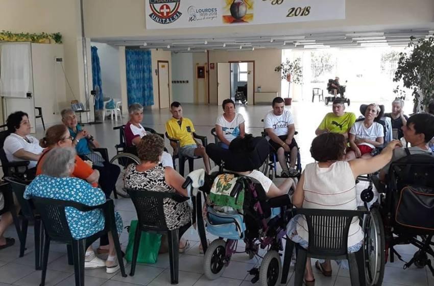 L'estate dei disabili: l'Unitalsi abbatte le barriere e dona sorrisi