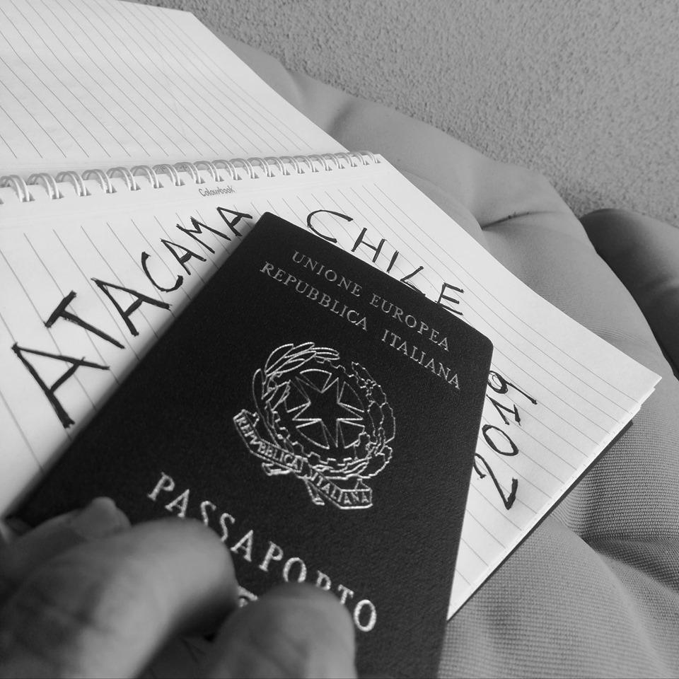 Passaporto Tommaso Palo