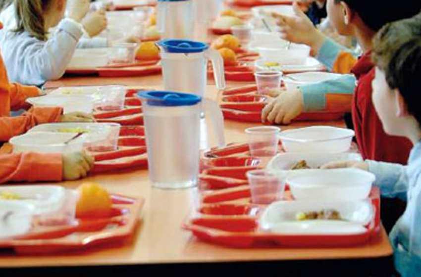 Parte il servizio mensa nelle scuole e arriva l'App per prenotare i pasti da casa.