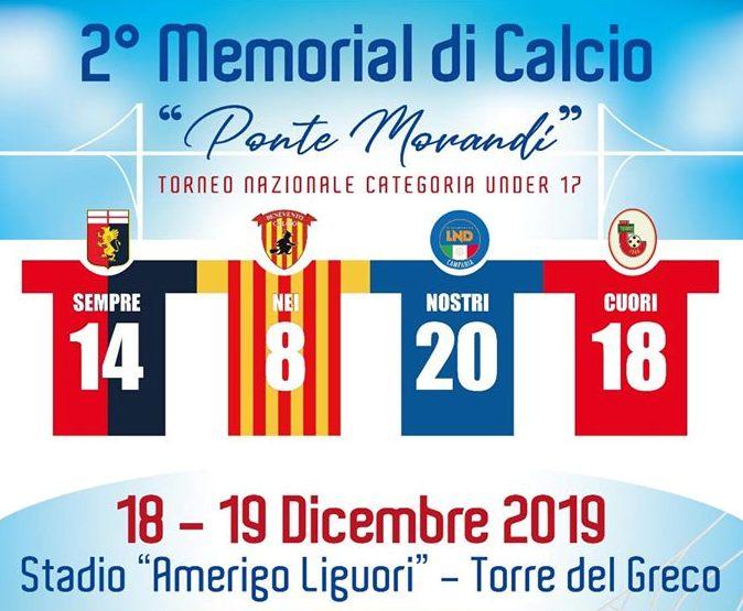 Sfida a quattro per ricordare le vittime di Ponte Morandi: a dicembre la seconda edizione