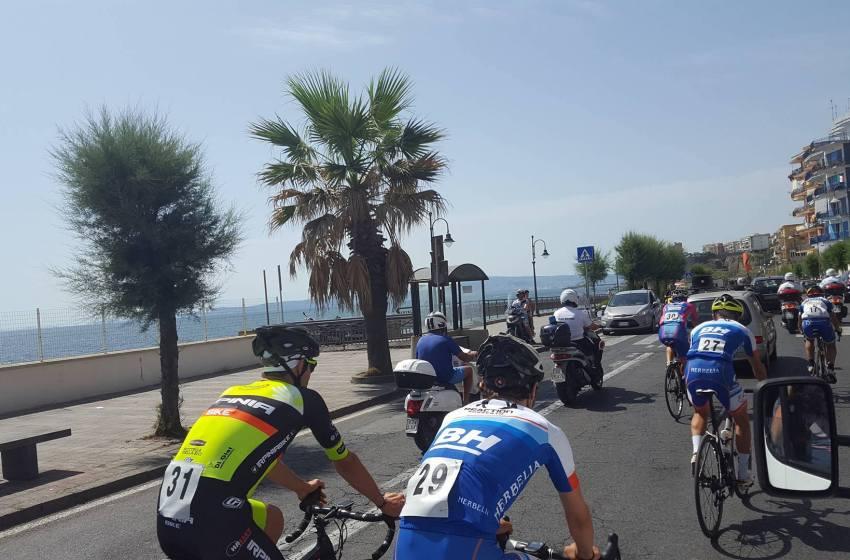 Cronoscalata al Vesuvio per l'ottava edizione del Trofeo Ciclistico Tobia Polese