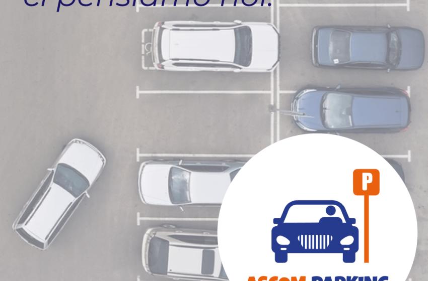 Nasce Ascom Parking. La sosta per i clienti offerta dai negozianti
