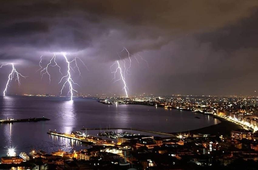 Vento forte e mare agitato: attenzione ai temporali. Nuova allerta meteo di livello giallo
