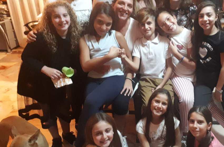 I ragazzi del coro sociale Singing Stars, ospiti alla Notte d'Arte a Napoli