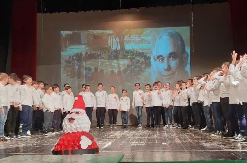Al don Orione va in scena la solidarietà con i bambini della scuola don Milani