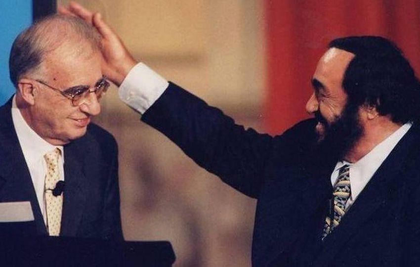 Memorial Albanese: arriva Leone Magiera maestro e amico di Luciano Pavarotti