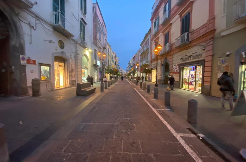 Centro storico chiuso al traffico anche la domenica di Carnevale