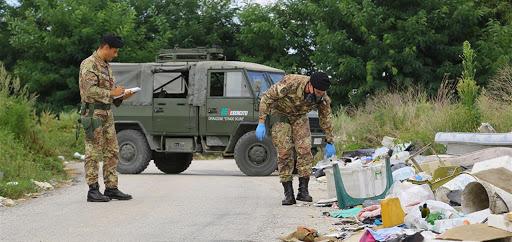Rifiuti: iniziano i controlli. Al lavoro soldati, carabinieri e polizia municipale