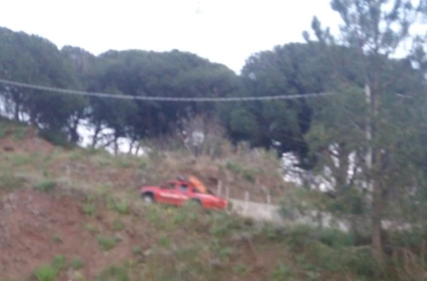 Recuperato l'anziano caduto sul Vesuvio: trasferito in ospedale