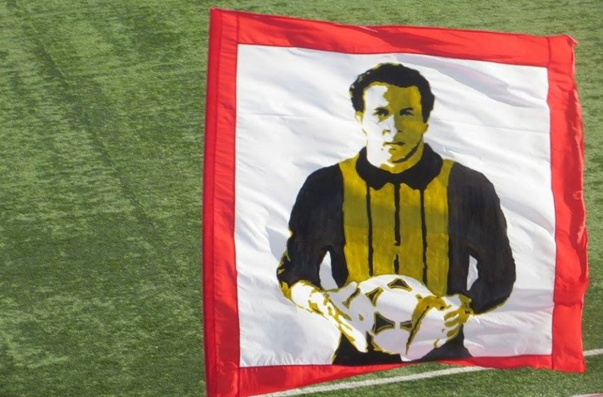 Turris, una targa in memoria del portiere Enzo Strino