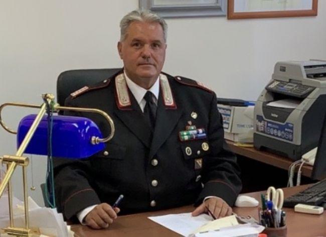 Guiderà reparto speciale carabinieri, trasferito il comandante Vincenzo Amitrano