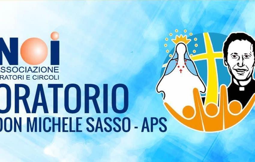 Oratorio estivo organizzato dall'associazione monsignor Michele Sasso