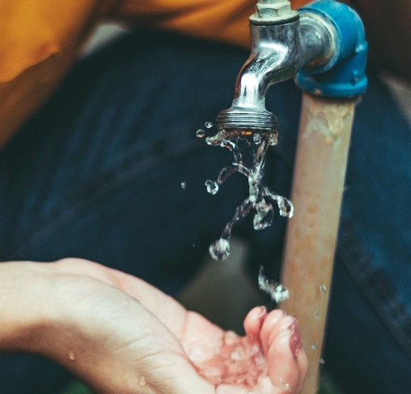 Carenza idrica: Gori invita ad un consumo responsabile e sostenibile