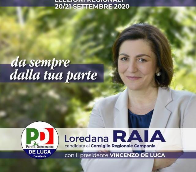 Elezioni regionali: stravince Loredana Raia che sfiora le trentamila preferenze