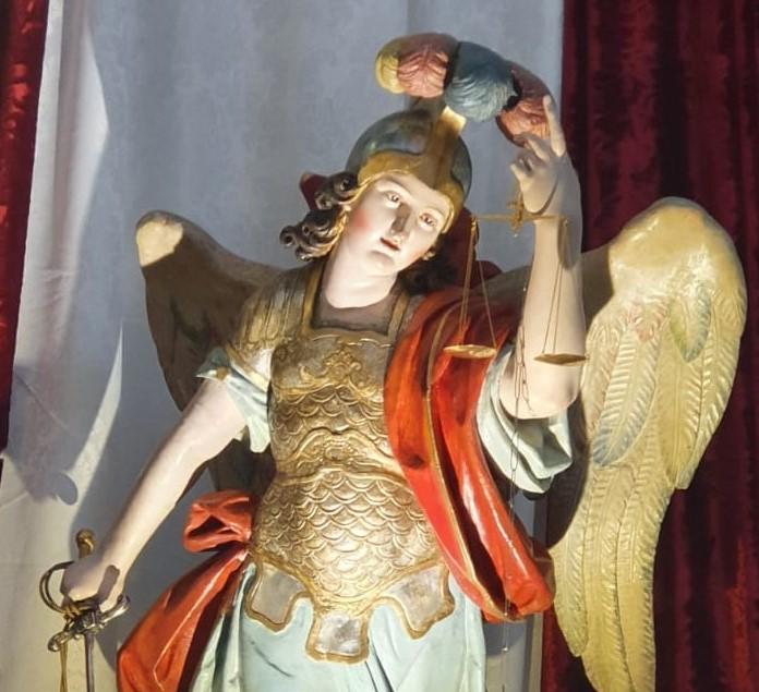 Festa di San Michele: preghiera per i poliziotti che hanno ritrovato la Natività trafugata