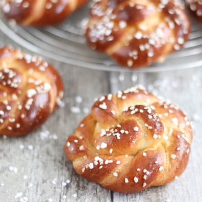 Sinaasappelbroodjes - Brood uit eigen oven