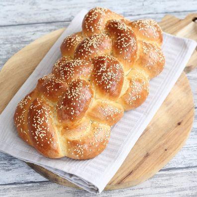 Vlechtbrood - Brood uit eigen oven