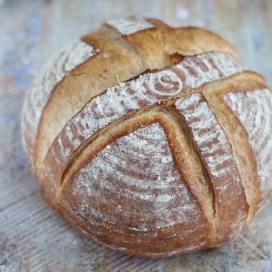 Brood - Brood uit eigen oven
