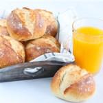 Duitse zondagbroodjes