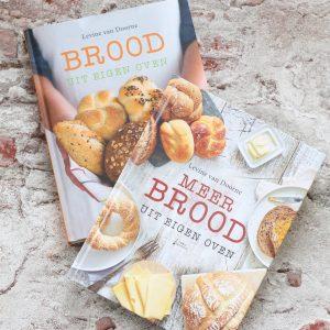 Meer brood uit eigen oven van Levine van Doorne