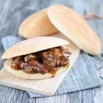 Broodje Surinaams stoofvlees