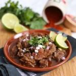 Mexicaans stoofvlees