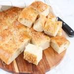 Zelf Turks brood bakken zelf Pide bakken