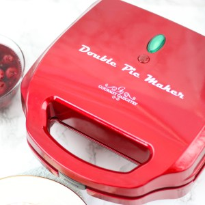 Double retro Pie Maker van De Slowcookery