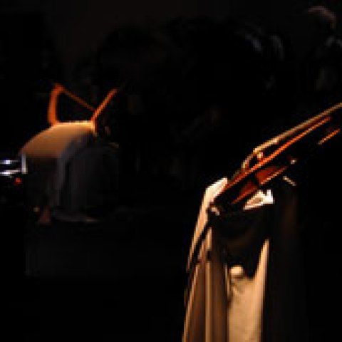 Two Violins and a Theater