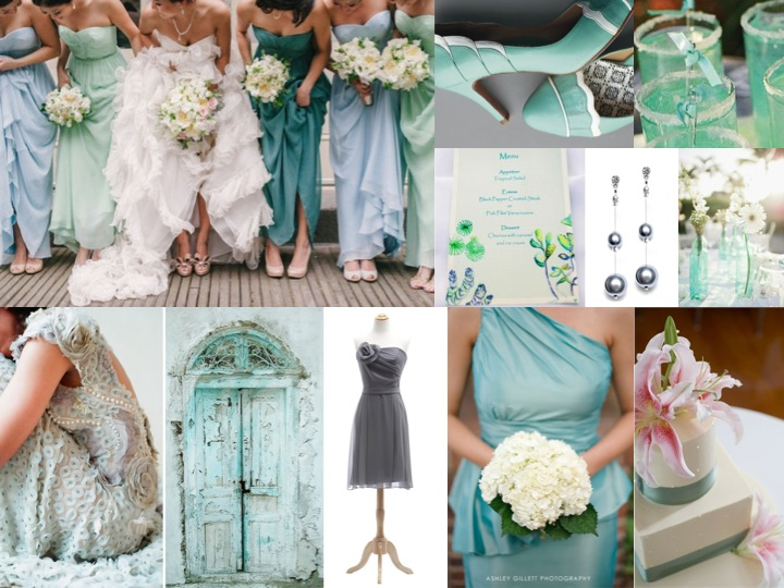 1000+ Images About Sea Glass Or Beach Glass Wedding On