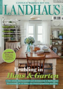 Landhaus Living Cover