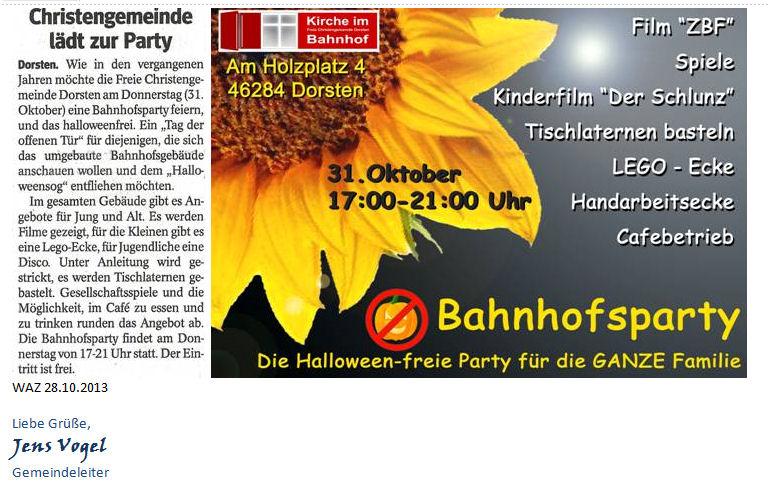 2013-10-31 fcg-bahnhofsparty
