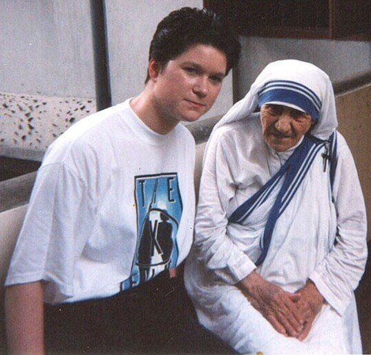 Marie O'Riordan Mother Teresa