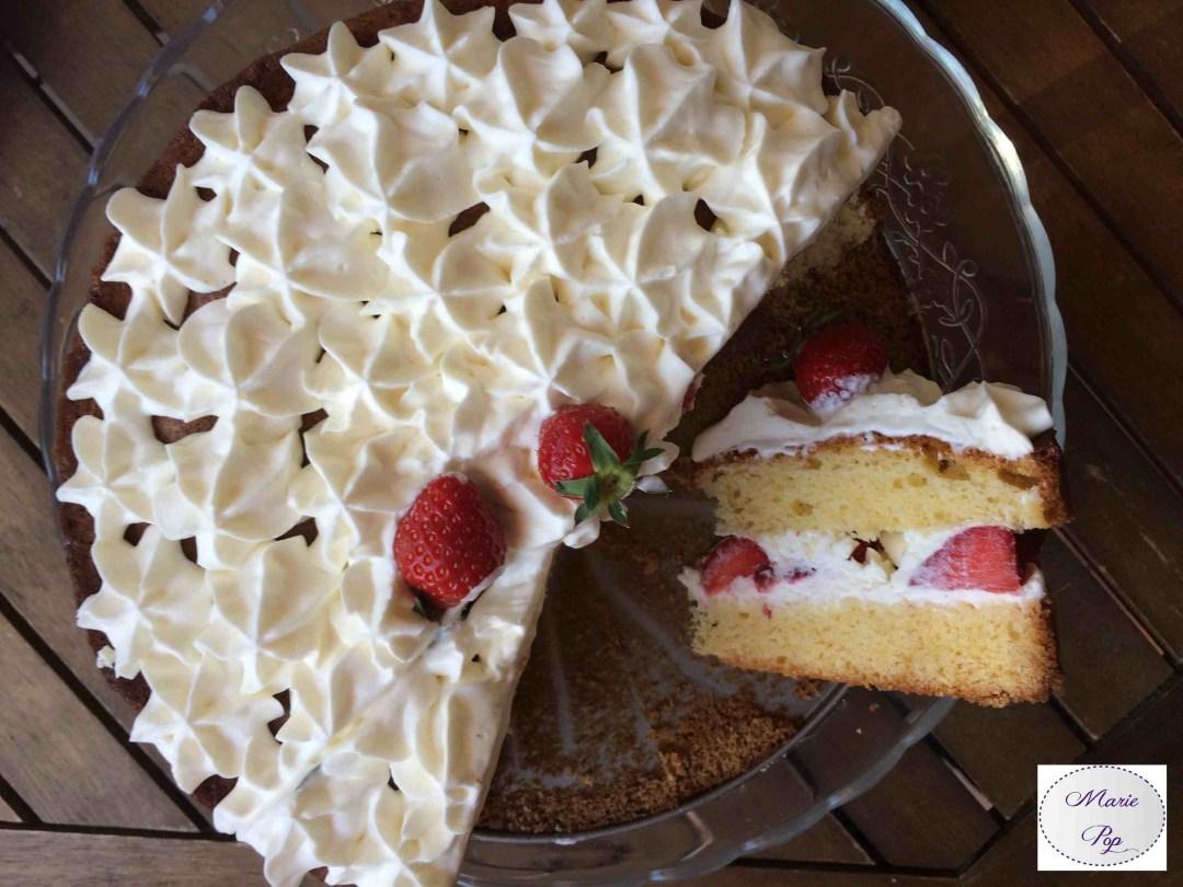 L'époustouflant aux fraises