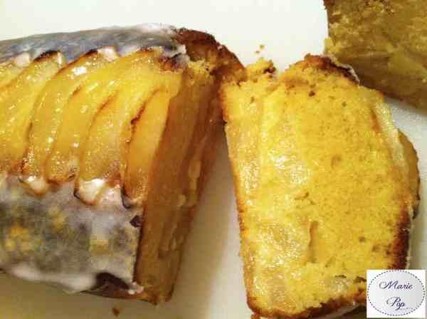 Recette cake clafoutis aux poires