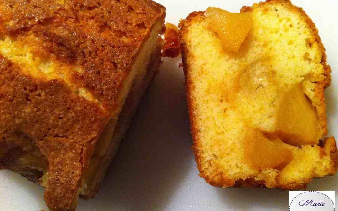Recette cake tatin aux pommes caramélisées