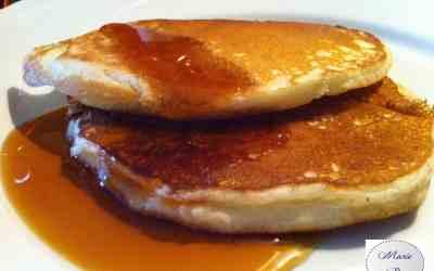 I love Pancakes !