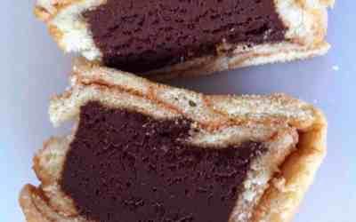 Le cakelotte au chocolat !! Vous allez adorer cet ovni…