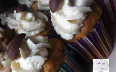 Carrot Cupcakes de Pâques… En voilà qu'on ne cachera pas dans le jardin!