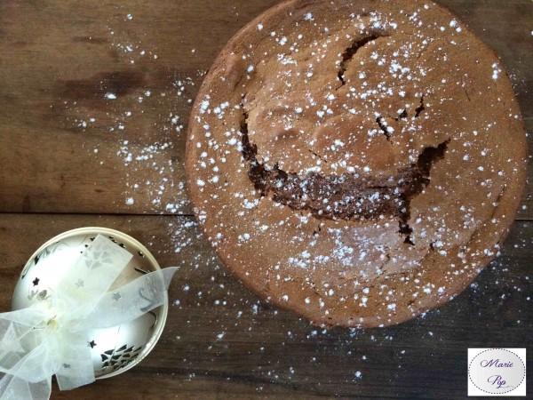 Gâteau tout léger au chocolat - Angel Chocolate Cake - la recette