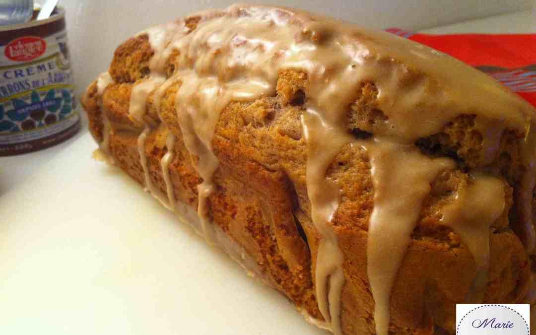Moelleux à la crème de marrons - la recette